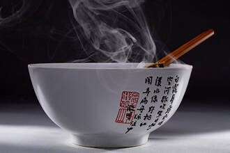 Integrative Translations soup bowl